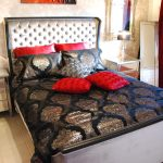 comfortable queen bed